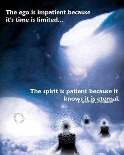 To let go of one paradigm in order to adopt another one can seem like a long  some road but when time ceases to exist why does it matter how long it took?  ‼️