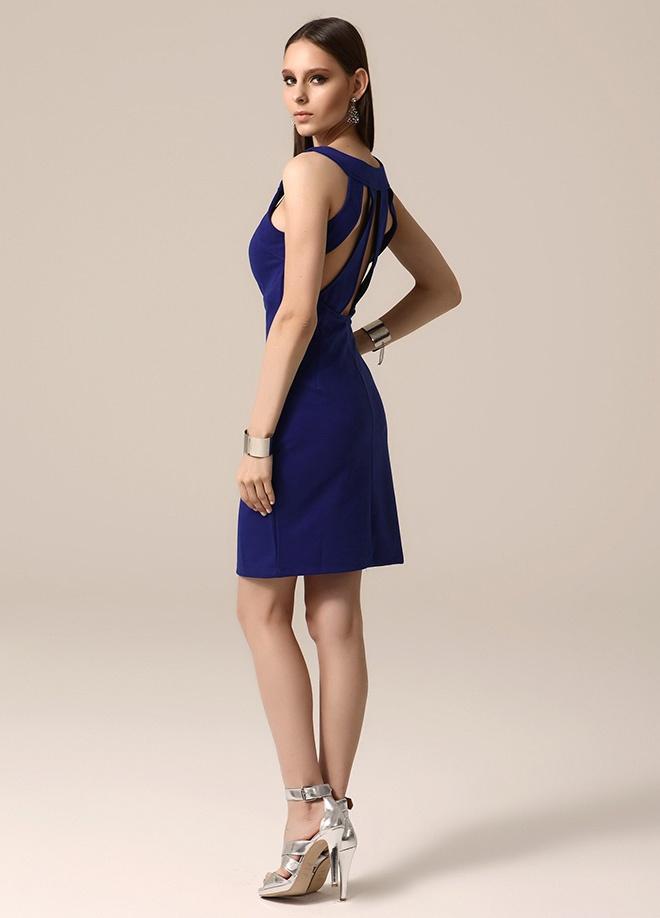 Playmax Sırtı kafes elbise Markafonide 89,90 TL yerine 19,99 TL! Satın almak için: http://www.markafoni.com/product/3759170/