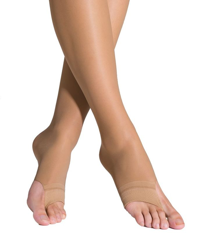 Unique thong toe design, these support tights are available in 2 compressions and are sheer from toe to waist. Get rid of mild swelling, leg fatigue and varicose veins.