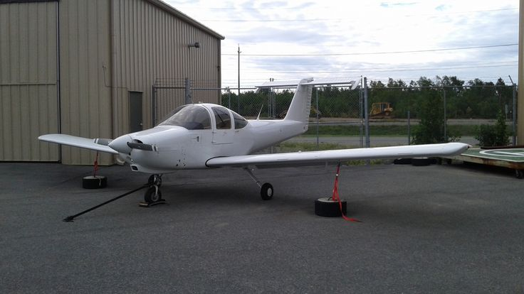 1979 Piper PA-38 Tomahawk for sale in (CYSB) Sudbury, Canada => www.AirplaneMart.com/aircraft-for-sale/Single-Engine-Piston/1979-Piper-PA-38-Tomahawk/13183/