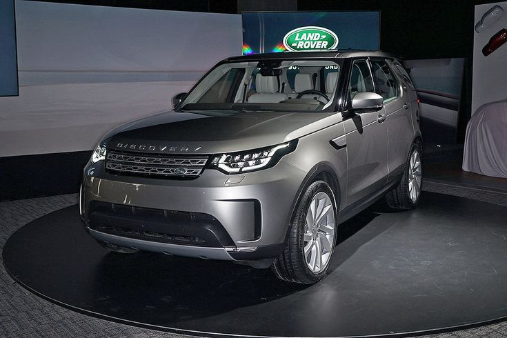 Land Rover Discovery (2016): Sitzprobe