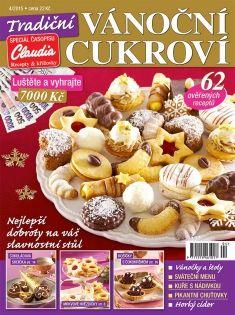 Tradiční vánoční cukroví od Claudie | Bauer Media v.o.s.