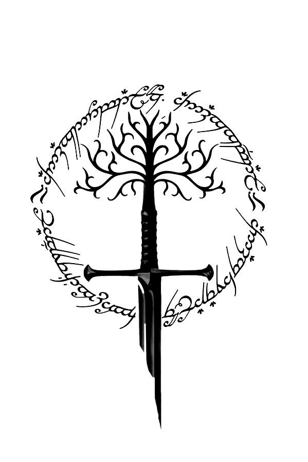 Lord Of The Rings Tattoo Lotr Pinterest Lord Of The Rings