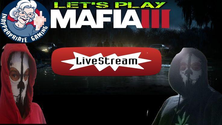 LET'S PLAY MAFIA 3 | PS4 LIVESTREAM
