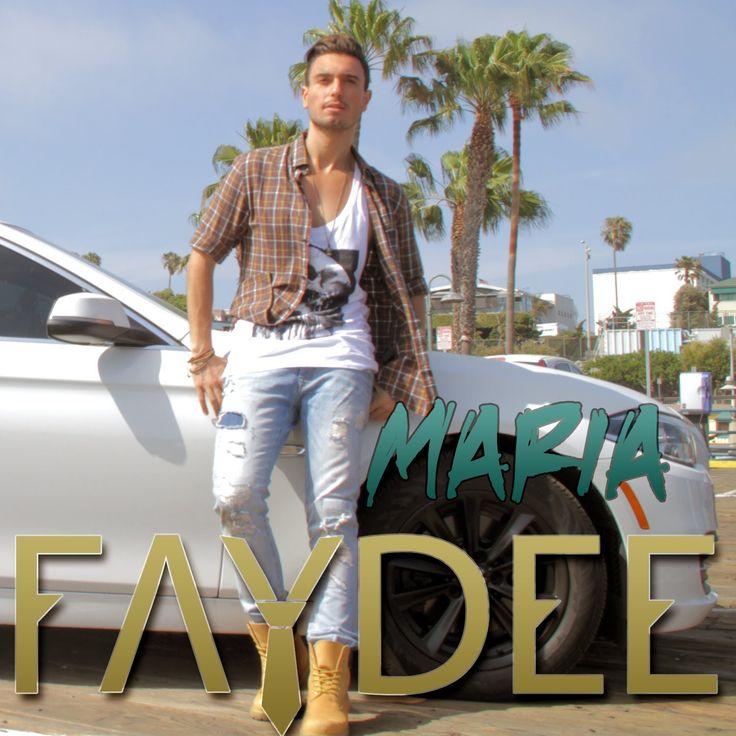 Faydee - Maria (Audio)