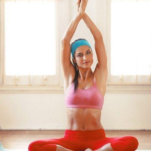 Упражнение сексуальной энергии йога
