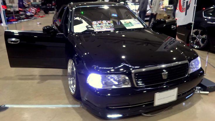 TOYOTA CROWN Majesta S140 Custom Car   トヨタ  クラウン マジェスタ S140  カスタムカー  Car...