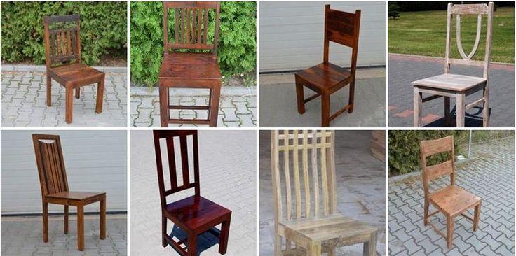 Do kuchni, jadalni i salonu, a także do restauracji #krzesła stworzone przez indyjskich rzemieślników: ➡ http://www.indianmeble.pl/krezla/