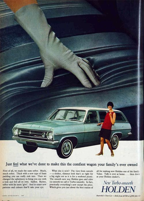 1966 Holden station wagon