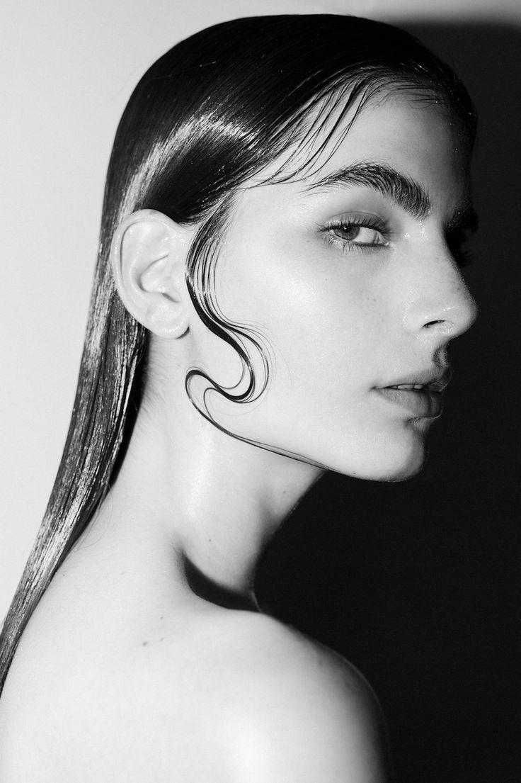 Revista Issue #4/ Chile  photographer Paola Velásquez (Estudio Fe)  make up & hair Raúl Flores  model Sofía (Elite Chile)