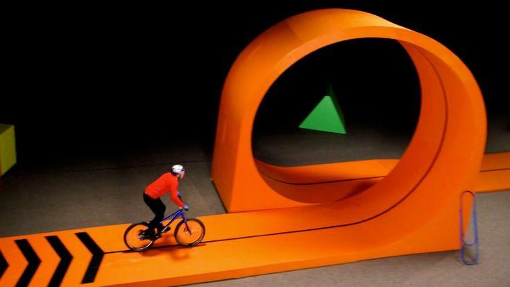 Street trials rider Danny MacAskill releases his brand new film riding film Danny MacAskill 's Imaginate #redbull