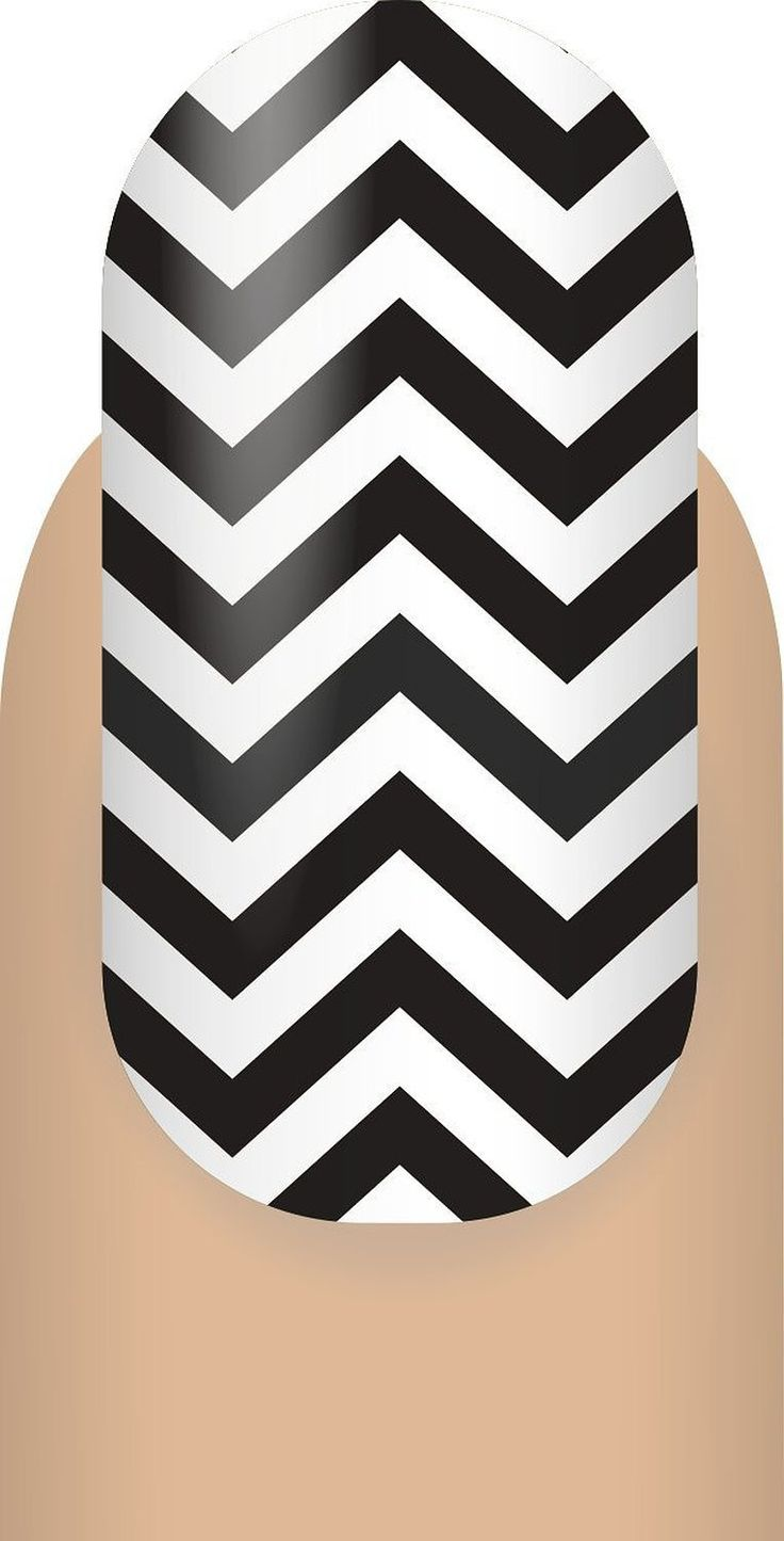 Generic Women's Salon Quality Nail Wraps Classic Chevron Black Magic. MANICURE MADE EASY - With Mani Wraps, everything you need is in the package. No special tools are required, so your manicure can be applied anytime anywhere - within minutes. Whether you're on a plane or on your lunch break, your salon-quality manicure is minutes away!. LASTS UP TO 2 WEEKS - Skip the cheap nail wraps stickers that only last days, if not hours. Mani Wraps are a true manicure quality nail wrap designed to...