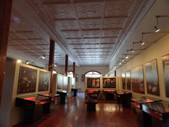 """""""Metalurgia Prehispánica"""" del Museo de Colchagua en el Centro Cultural Estación Antofagasta"""