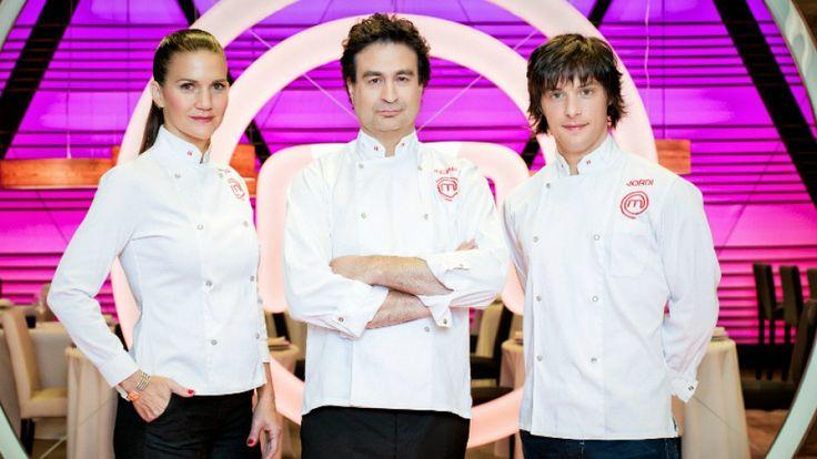 Masterchef. Cookery program. Recommended by María José.
