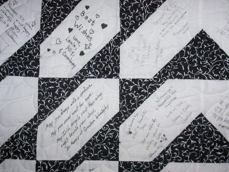 21 best Signature Quilt_TPS images on Pinterest | Signature quilts ... : signature quilts - Adamdwight.com