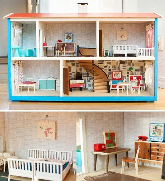 Dollhouse Miniatures Jensen: Make It Perfect: .Things I'm Crushing...Dollhouses