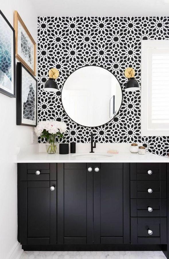 Mi Extractor De Baño No Funciona:de 1000 ideas sobre Baños En Blanco Y Negro en Pinterest