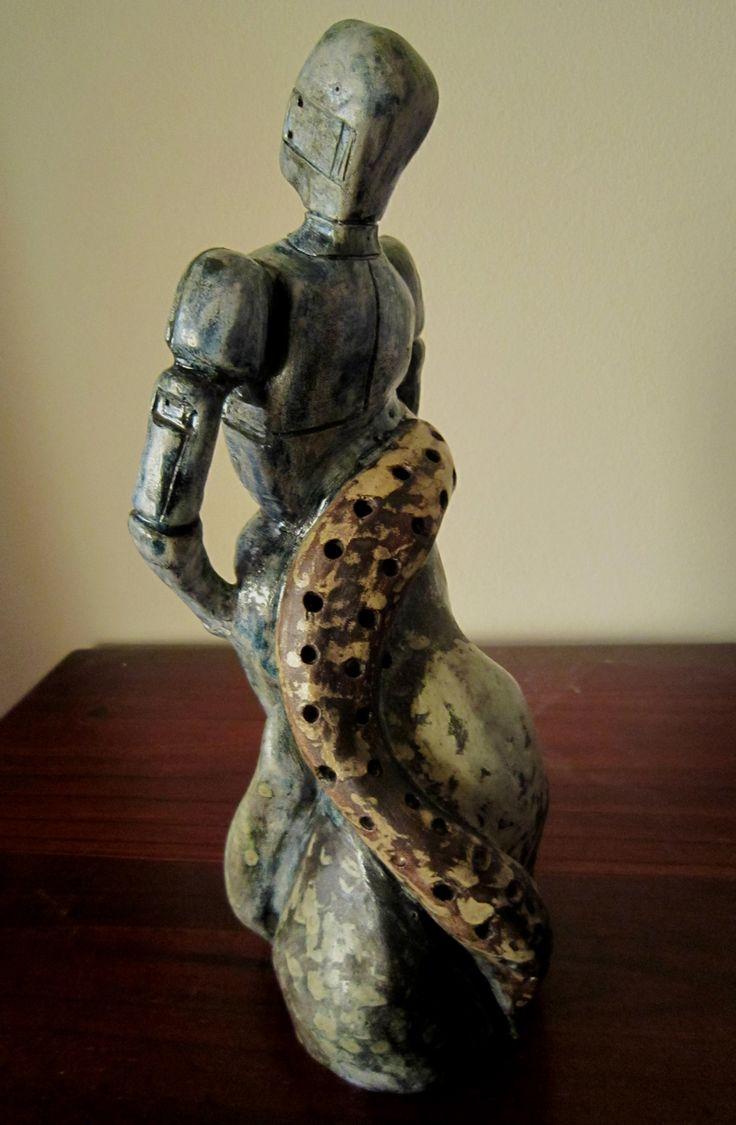 Ceramica - 2015 - Piece ceramic sculpture