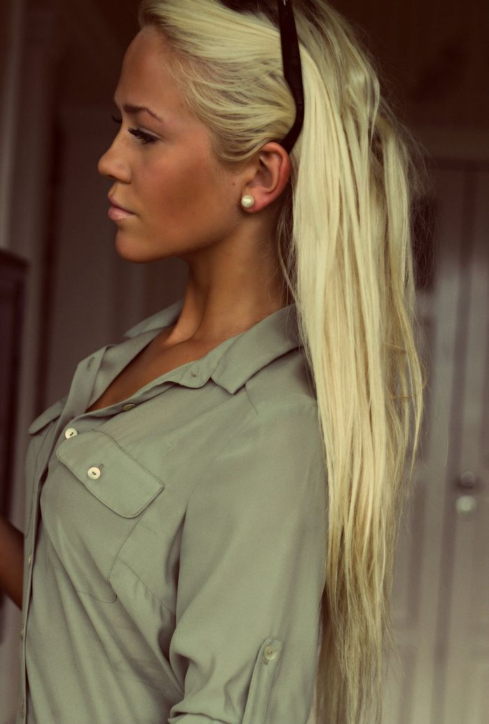 In Love With Blonde Hair
