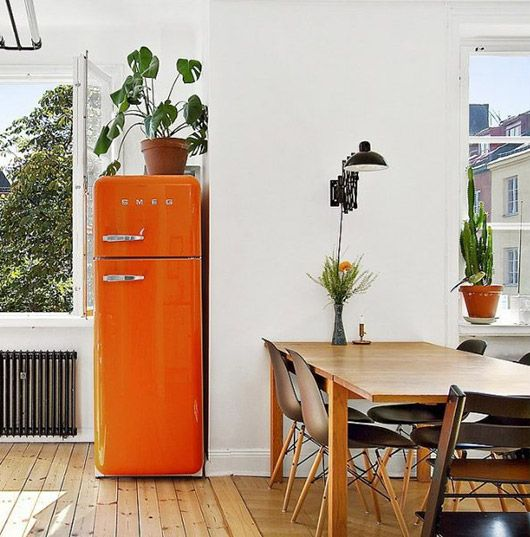 orange smeg / sfgirlbybay