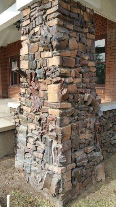 Clinker brick porch | Clinker on Culver | Pinterest ...