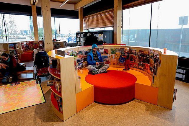 Arquitetura de Bibliotecas - Library Architecture: Austrália