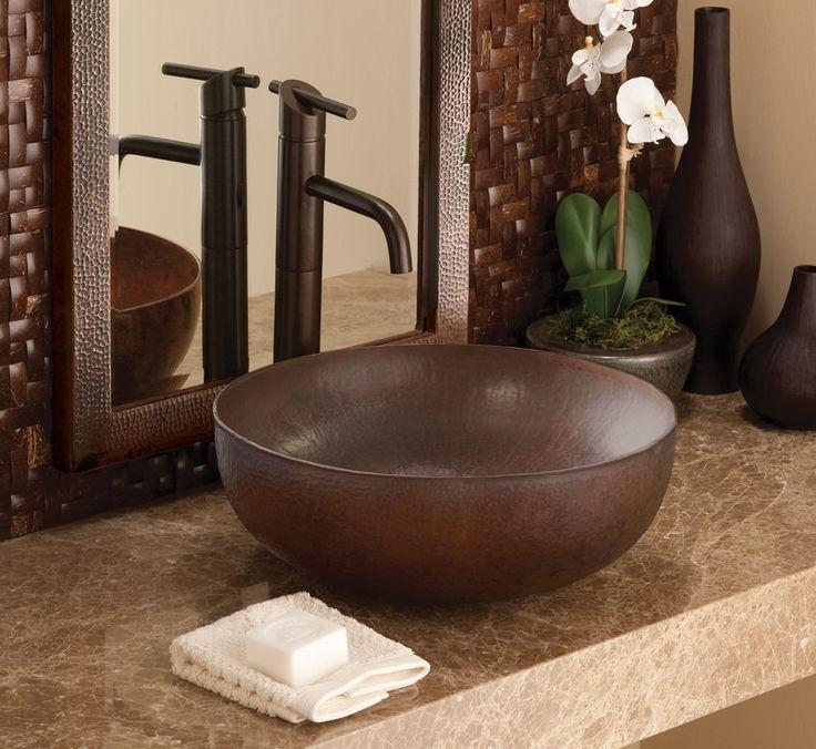 best 25+ bathroom sink bowls ideas on pinterest | mosaic bathroom