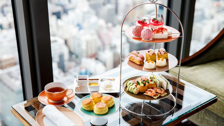 Looking to spend a couple of lazy hours over afternoon tea? Tokyo offers great variety – we pick out the top deals
