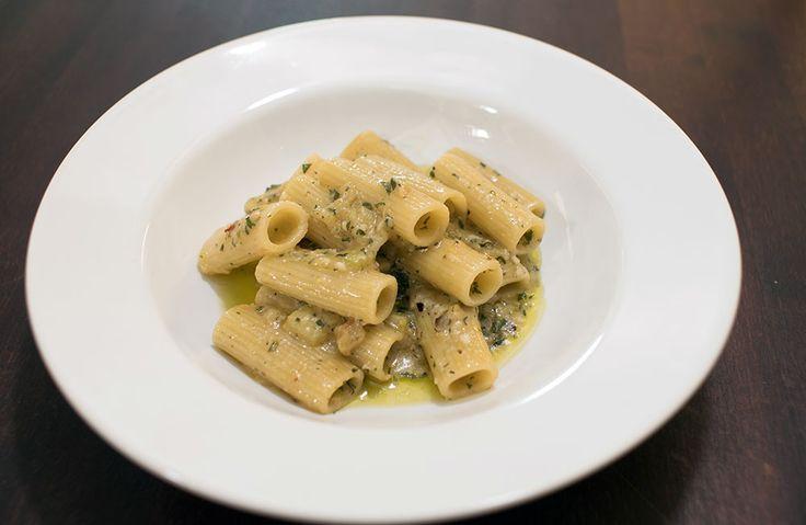 Chef Nick Stellino: Pasta with Zucchini Sauce