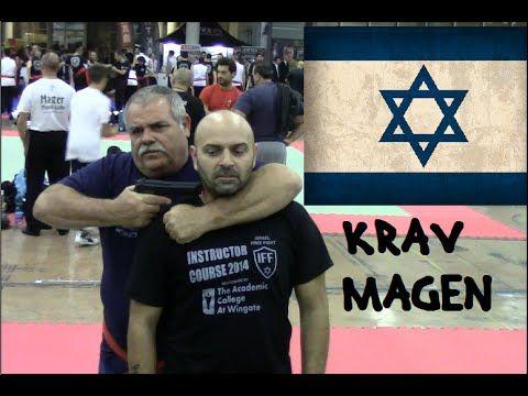 KRAV MAGA - FEKM - Mise en application - KRAV MAGA RIVE GAUCHE - YouTube