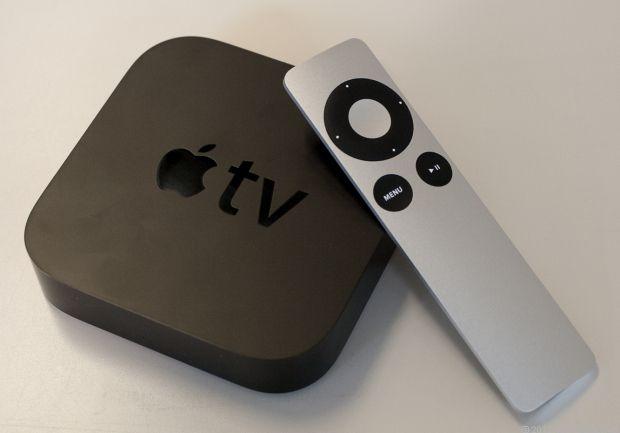 Apple TV via @CNET