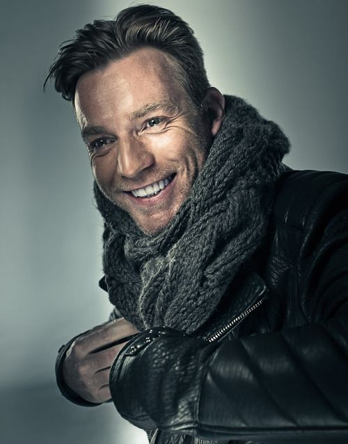 Ewan McGregor | photographed by John Wright for British GQ (2012)