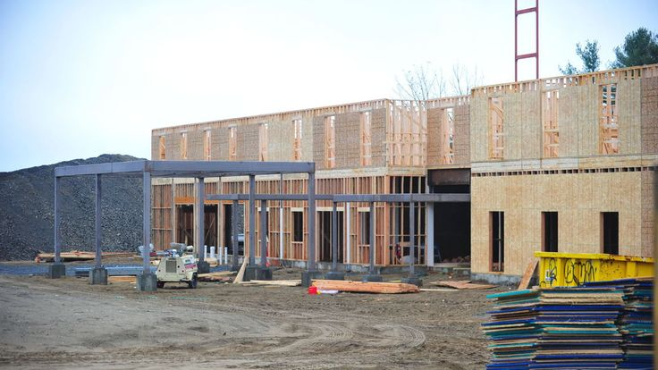 Work continues on Hilton Home2Suites near Aviation Mall - Glens Falls Post-Star