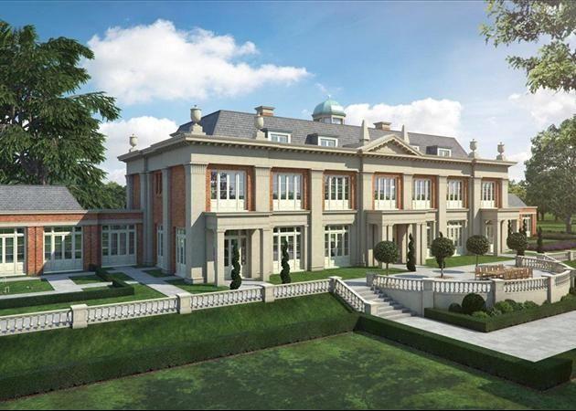 Penbury Grove, Witheridge Lane, Penn, Beaconsfield, Buckinghamshire HP10 8PG