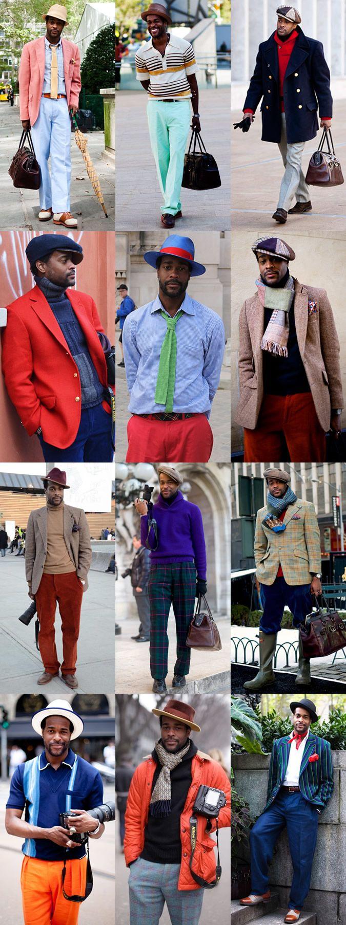 karl-edwin guerre | Men's Style Icon: Karl Edwin Guerre | FashionBeans