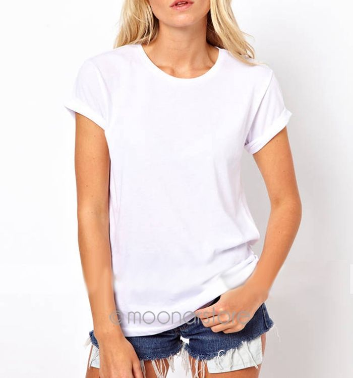 $3.09// White T-shirt// Delivery: 6-9 weeks