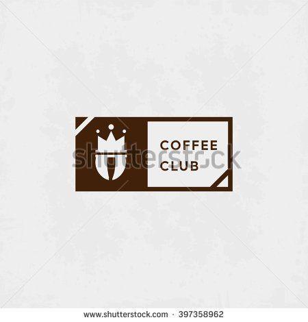 Стоковые вектора и векторный клип-арт Logo Coffe | Shutterstock