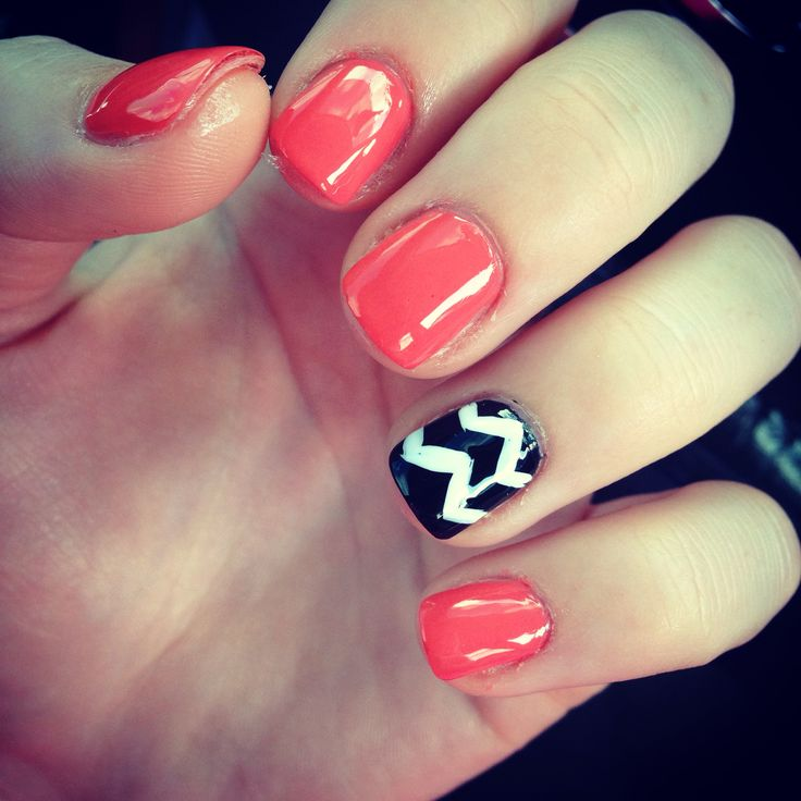 Nail Designs Chevron | Nail Art Designs