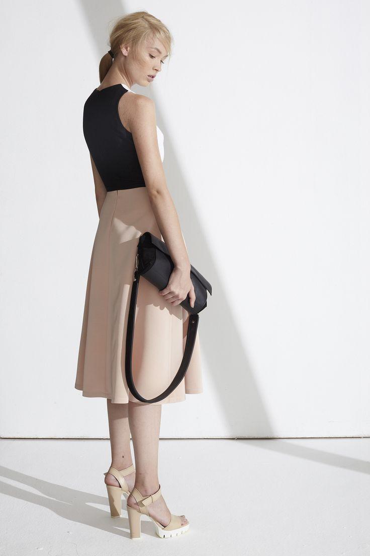 Flamingo dress #thefour #ss15 #dress photo: balazs mate