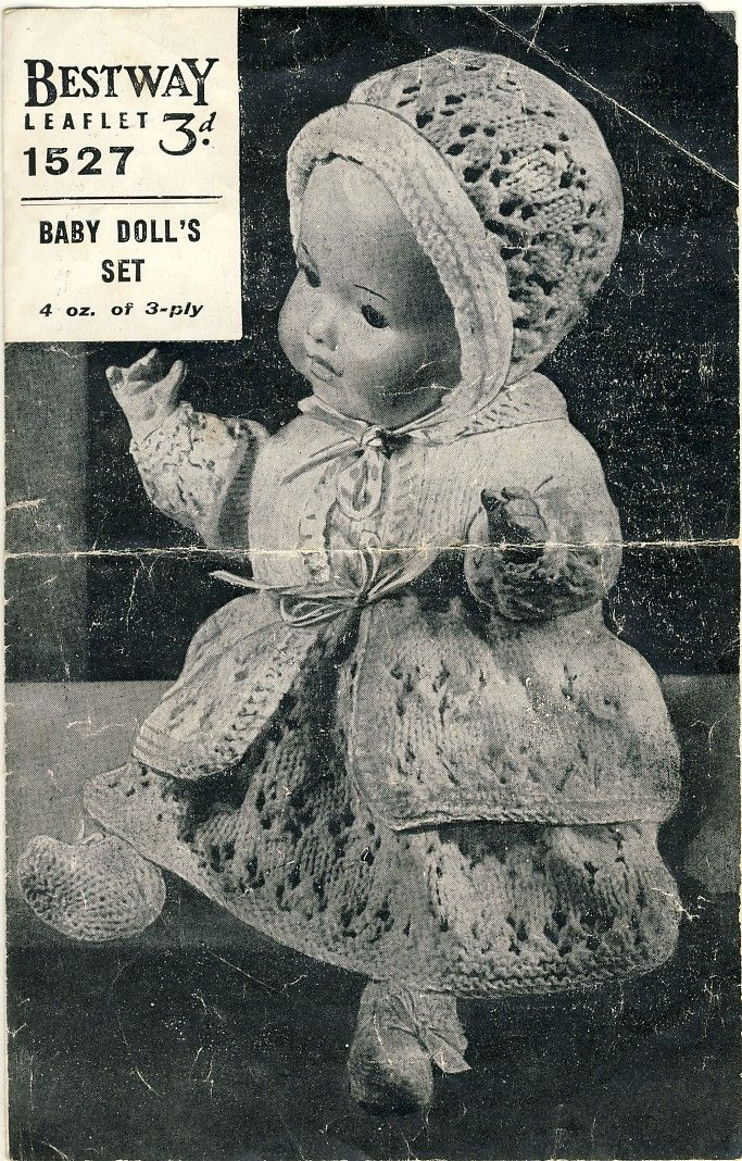 Family Circle Knitting Patterns : 430 best Doll Patterns images on Pinterest Doll patterns, Sewing patterns a...