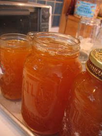 Kitchen Corners: Golden Plum Jam                                                …