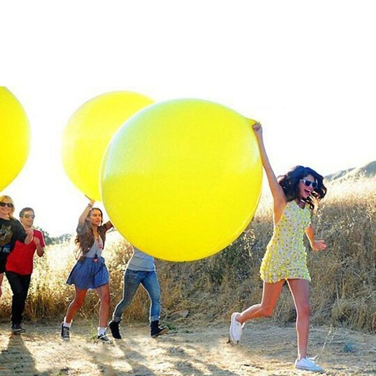 36inch transparent balloons party supplies bouquets games festival birthday wedding giant large big latex balloons #Happy4Sales #L09582 #YLEY