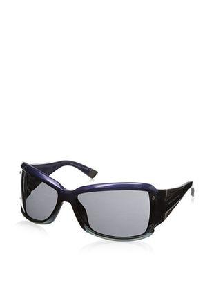 80% OFF Balenciaga Women's 0013/S Sunglasses, Blue Shade