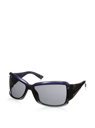80% OFF Balenciaga Women's 0013/S Sunglasses, Blue Shade