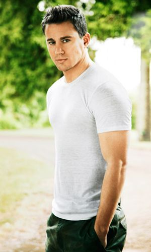 SUMMER CRUSH! This summer crush is sexy and talented Channing Tatum! Who do you think should be our next summer crush ?