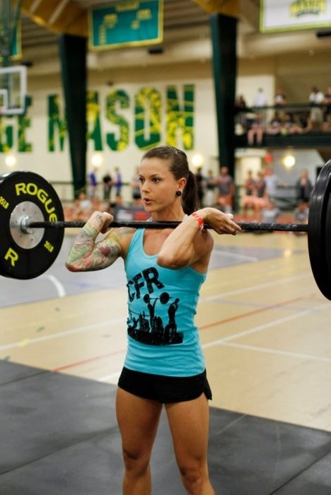 Yeah, I'm a little obsessed with Christmas Abbott right now. I want to be her.