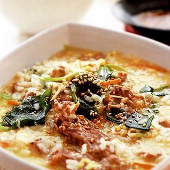 牛肉のクッパ | 村田裕子さんのごはんの料理レシピ | プロの簡単料理レシピはレタスクラブニュース
