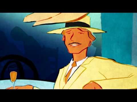 David Gilmour - The Girl In The Yellow Dress (Official Music Video) - YouTube