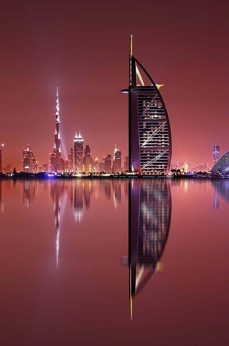 "Dubai""Galaxy Reflections by Marek Kijevský on 500px""   - Explore the World with Travel Nerd Nici, one Country at a Time. http://TravelNerdNici.com"