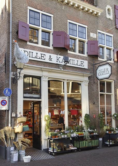 Dille & Kamille , Amersfoort by Nik Morris (van Leiden), via Flickr
